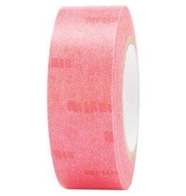 Rico Design Tape neon roze structuur 10m