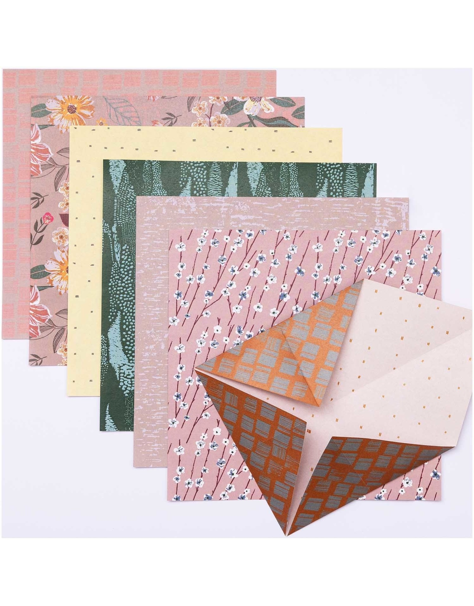 Rico Design Origamipapier 15x15cm 50vellen