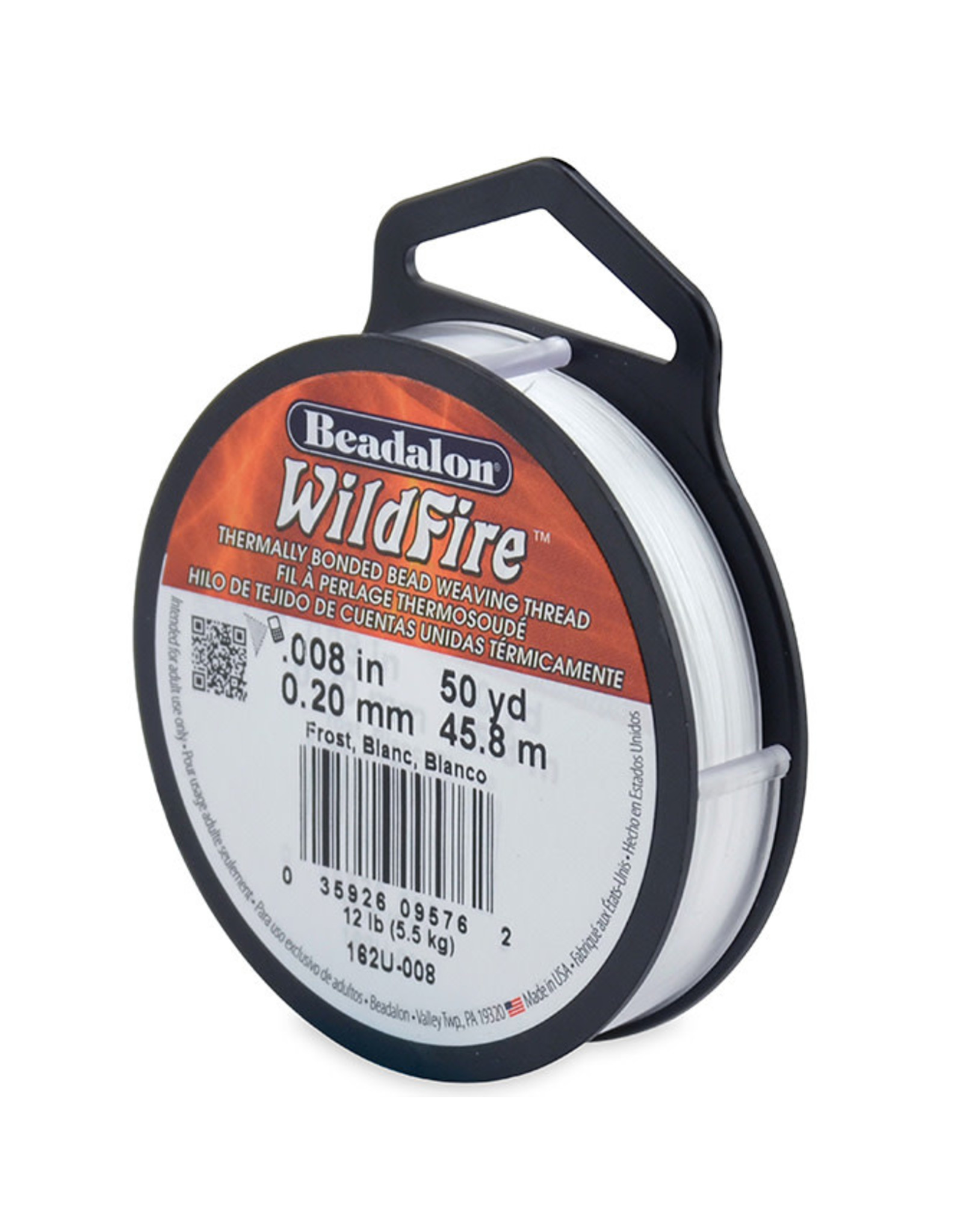 Beadalon Wildfire 0,2mm 45,8m