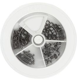 Creativ Company Sieraden toebehoren donker metaal