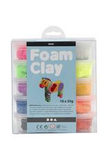 Creativ Company Foam clay basic 10 x 35g