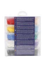 Creativ Company Silk clay kleuren assortiment Basis 1