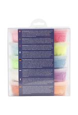 Creativ Company Silk clay kleuren assortiment Basis 2