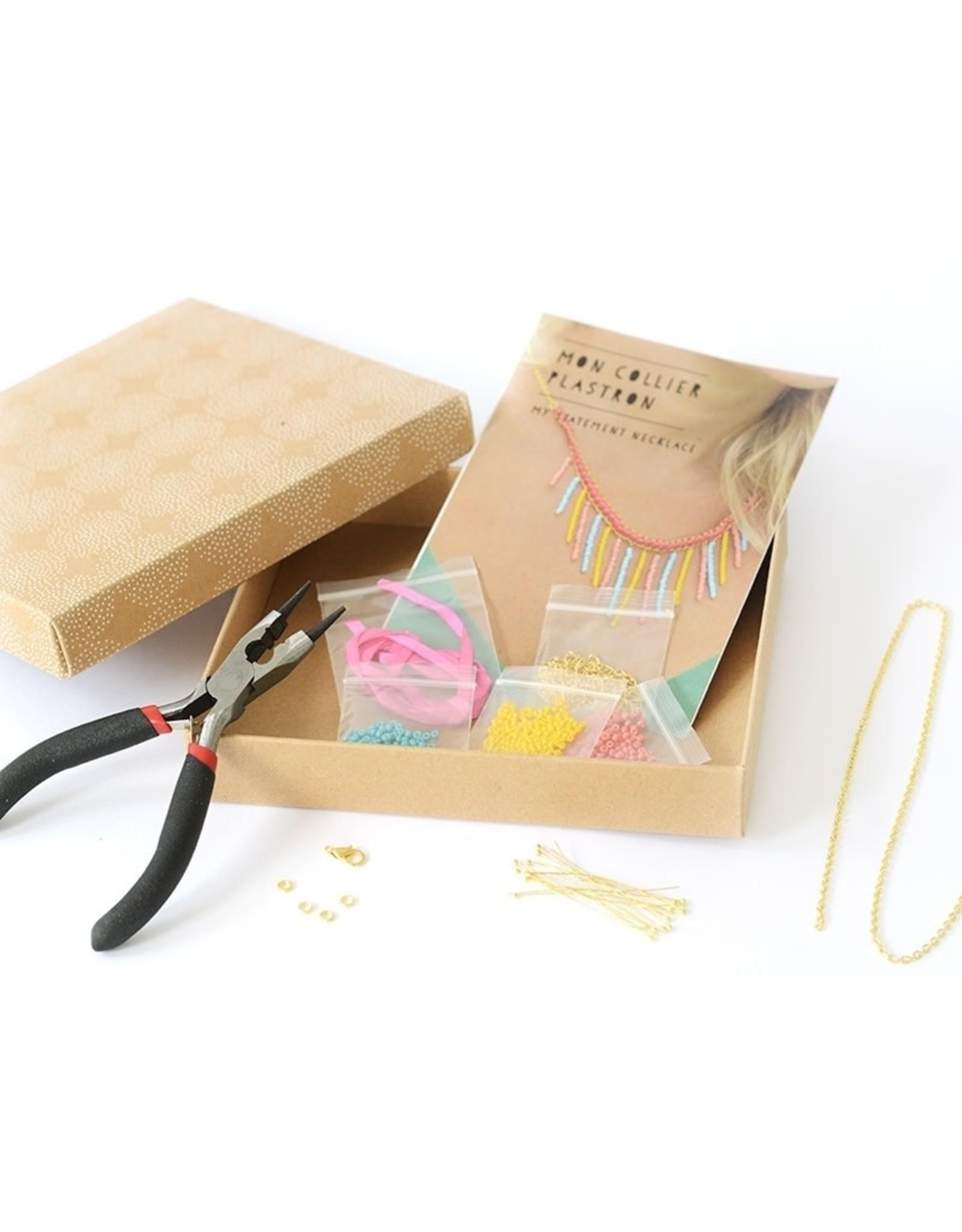 La petite épicerie DIY kit Ketting das