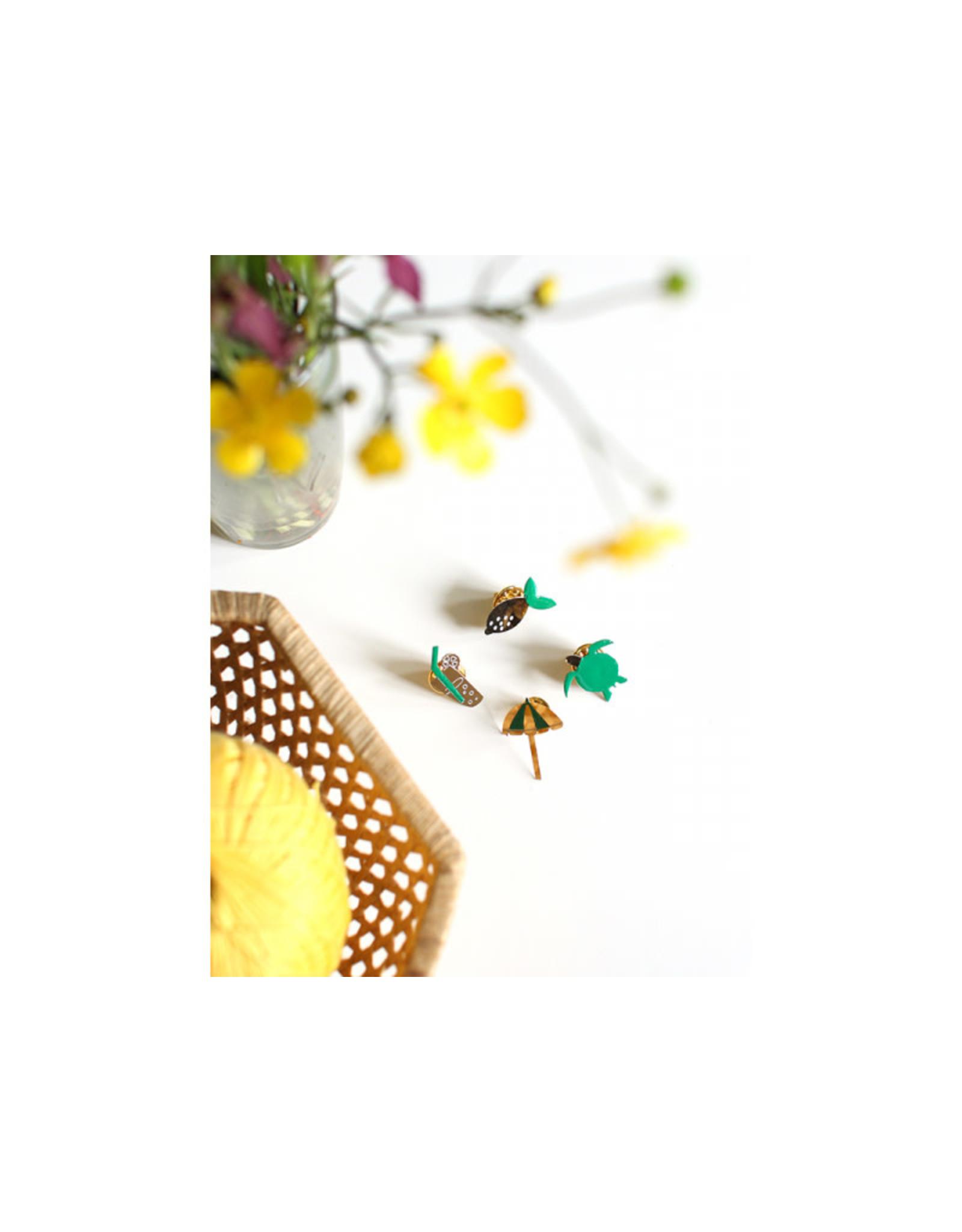 La petite épicerie DIY kit Mijn enamel pins