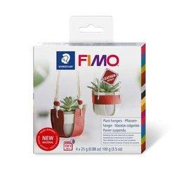 Fimo set Fimo leder DIY Plant hangers