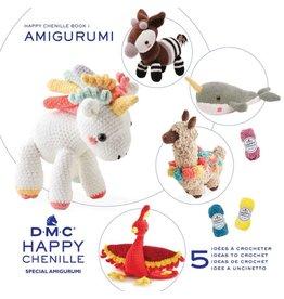 DMC Patronenboekje Happy Chenille 1