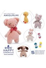 DMC Patronenboekje Happy Chenille 3