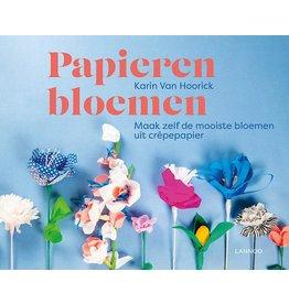 Boek Papieren bloemen