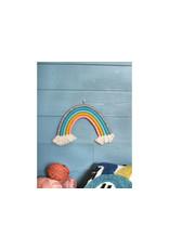 La petite épicerie DIY kit Mijn macrame regenboog