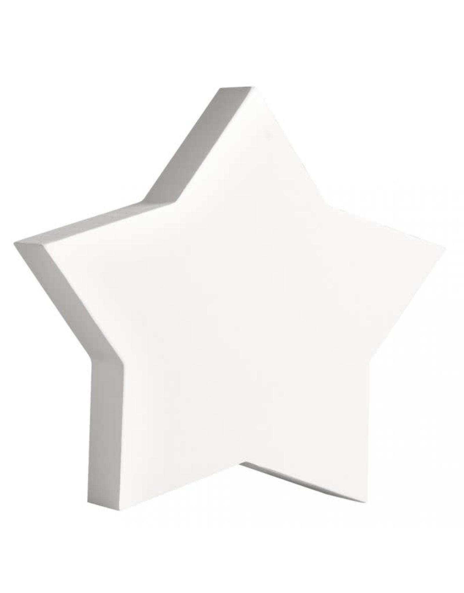 Rayher Mdf letters en cijfers wit