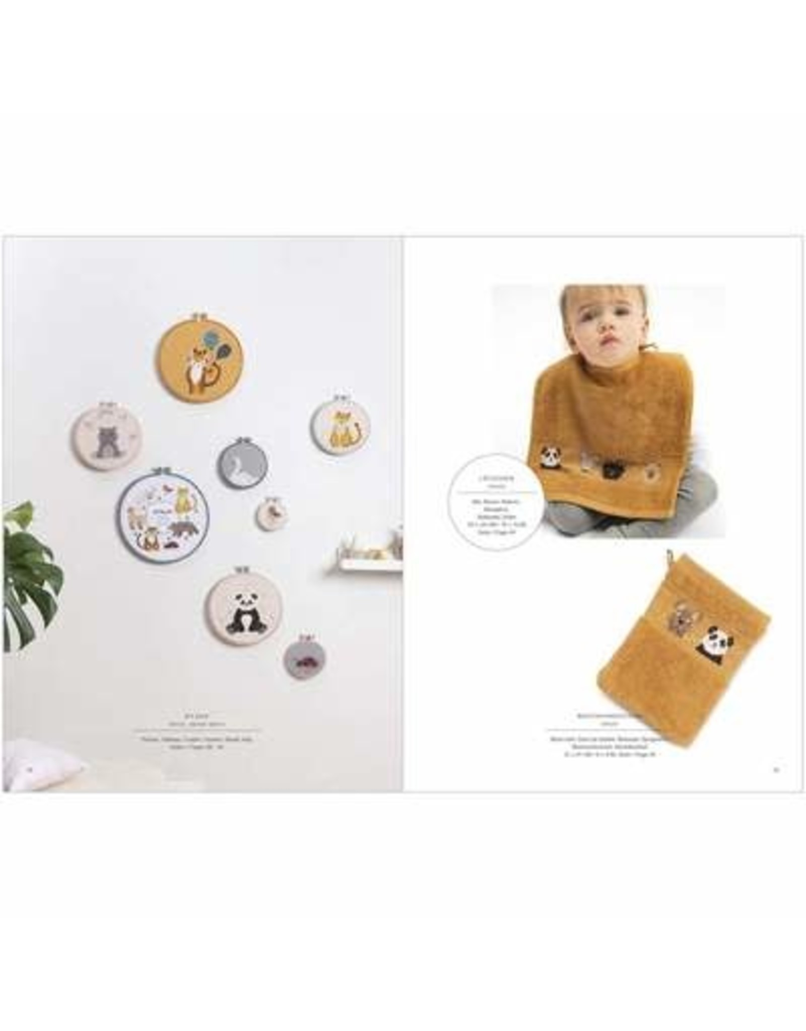 Rico Design Boek We are family kruisjessteek
