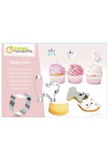 Avenue Mandarine Happy cakes poes