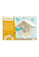 Avenue Mandarine Vogelvoederhuisje modelleren