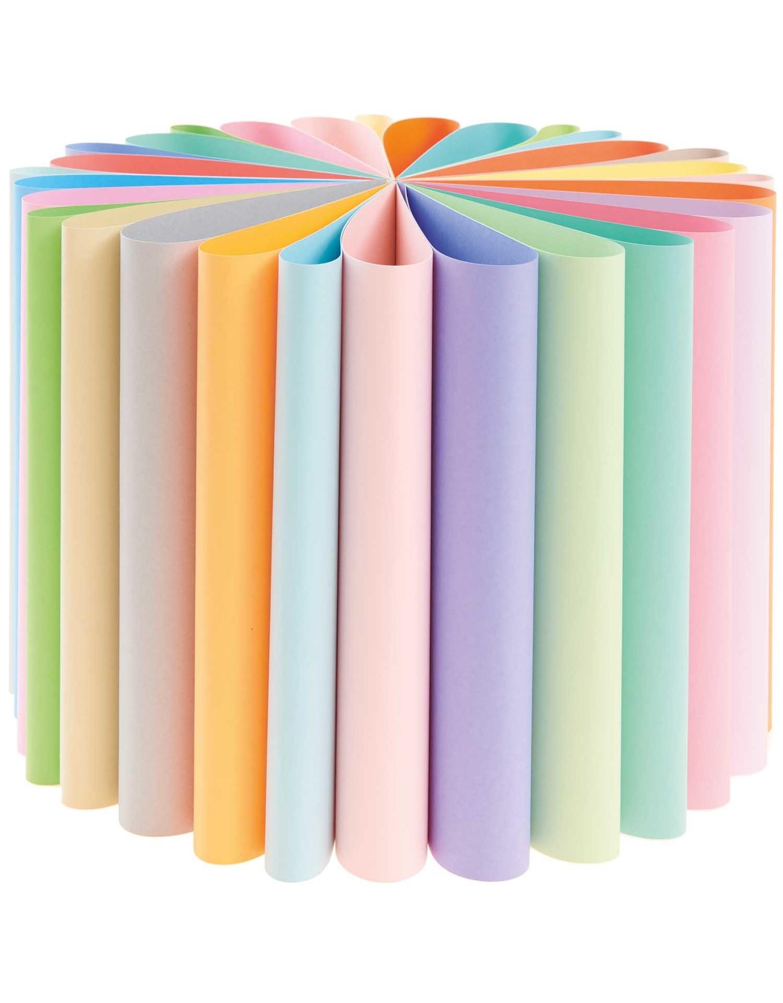 Rico Design Knutsel papier - super pastel A4 30blz
