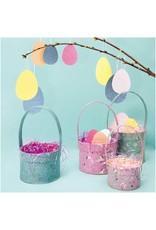 Rico Design Glitter papier blok A4