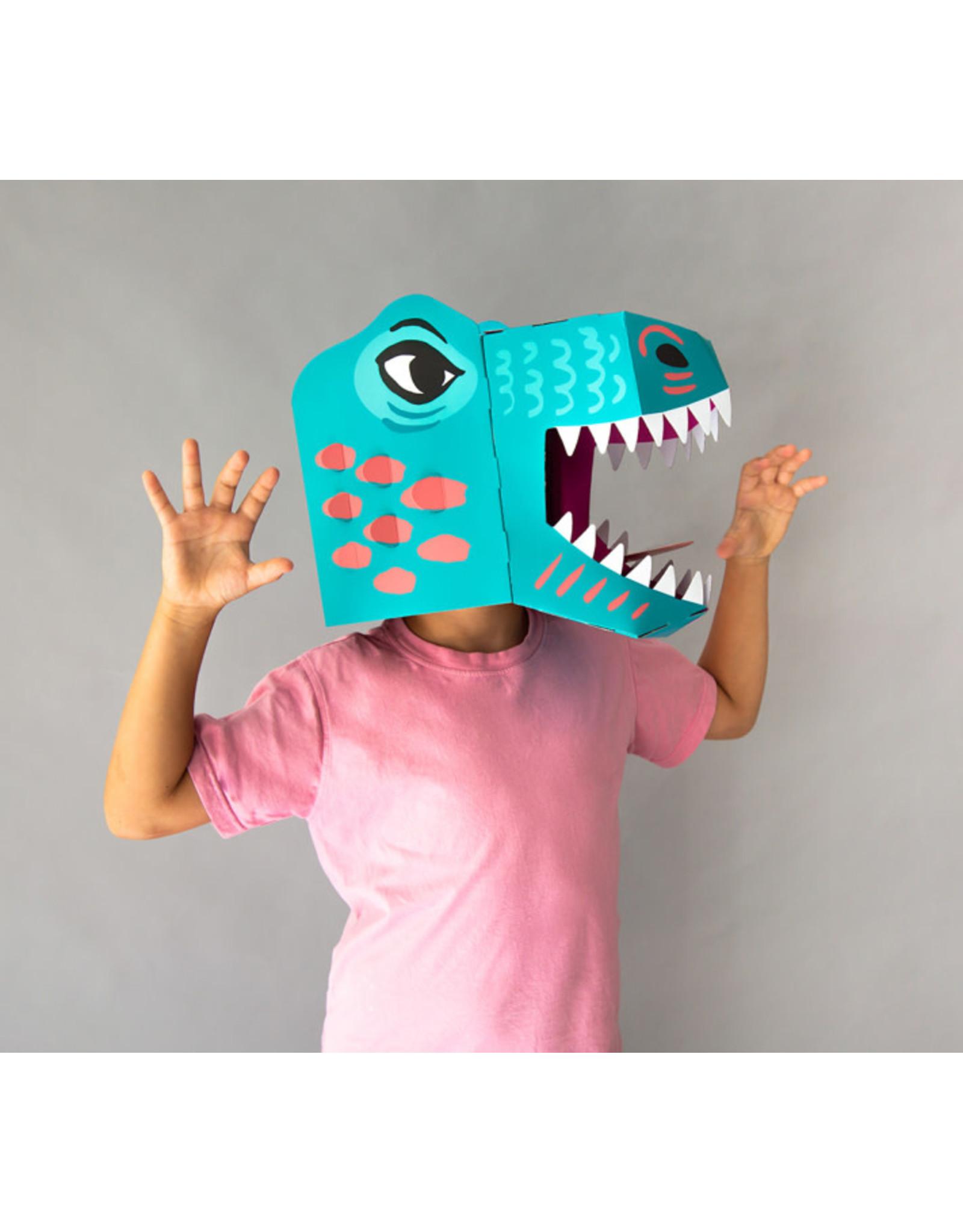 OMY Mask 3D rex