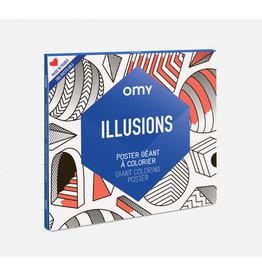 OMY Illusies poster