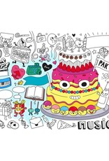 OMY Coloring xxl - fiesta