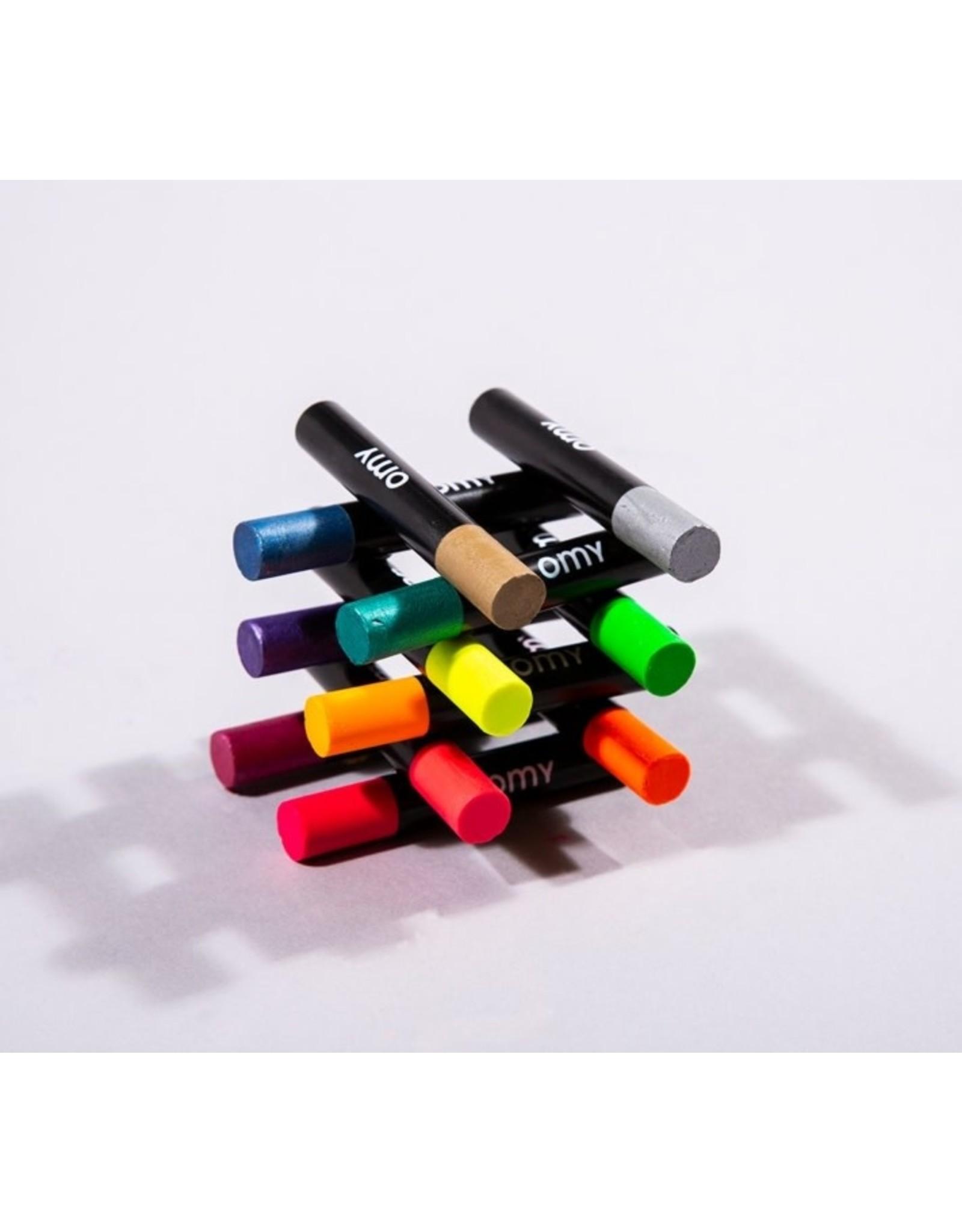 OMY Art pastels - olie