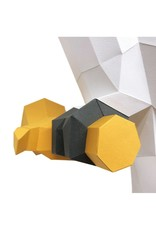 Wizardi 3D model- papercraft kaketoe