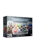Games workshop WARHAMMER 40K PAINTS+TOOLS GER/FRE/ITA/DUT/CZ/SLV
