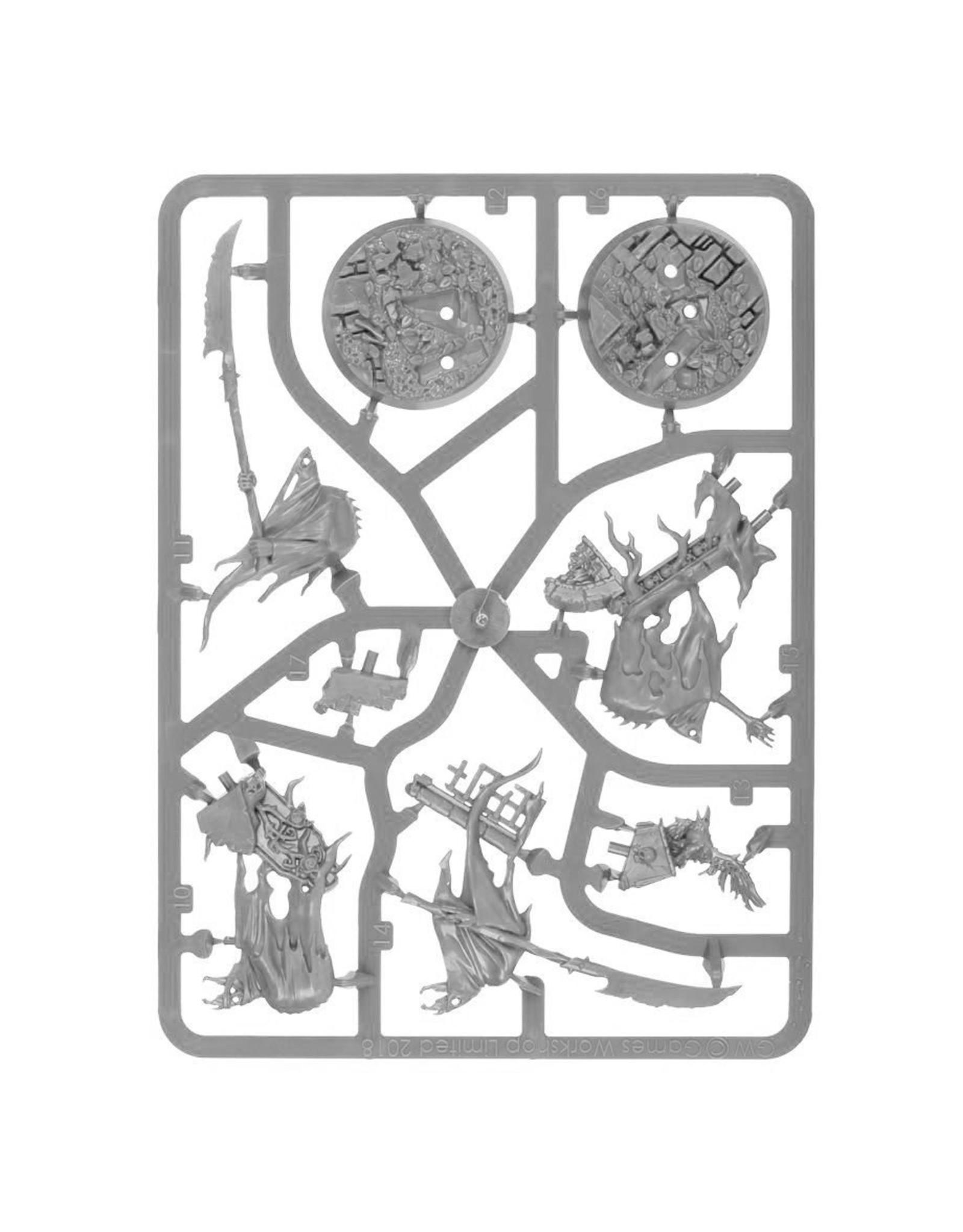 Games workshop NIGHTHAUNT PAINT SET+ GER/FRE/ITA/DUT/CZ/SL