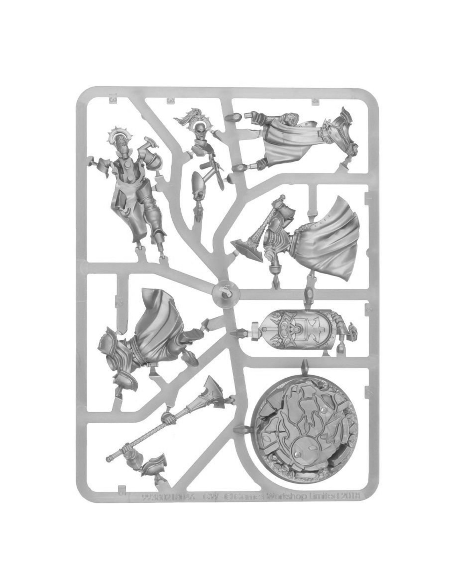 Games workshop STORMCAST ETERNALS PAINT SET+ GER/FRE/ITA/DUT/CZ/SLV