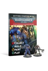 Games workshop GETTING STARTED WITH WARHAMMER 40K (ENG)