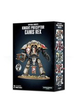 Games workshop KNIGHT PRECEPTOR CANIS REX
