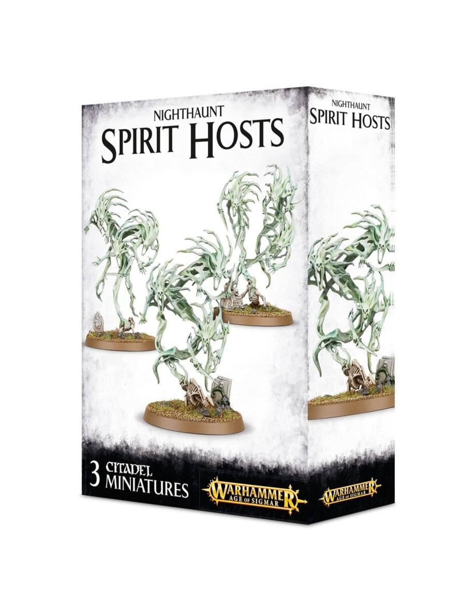 Games workshop NIGHTHAUNT SPIRIT HOSTS
