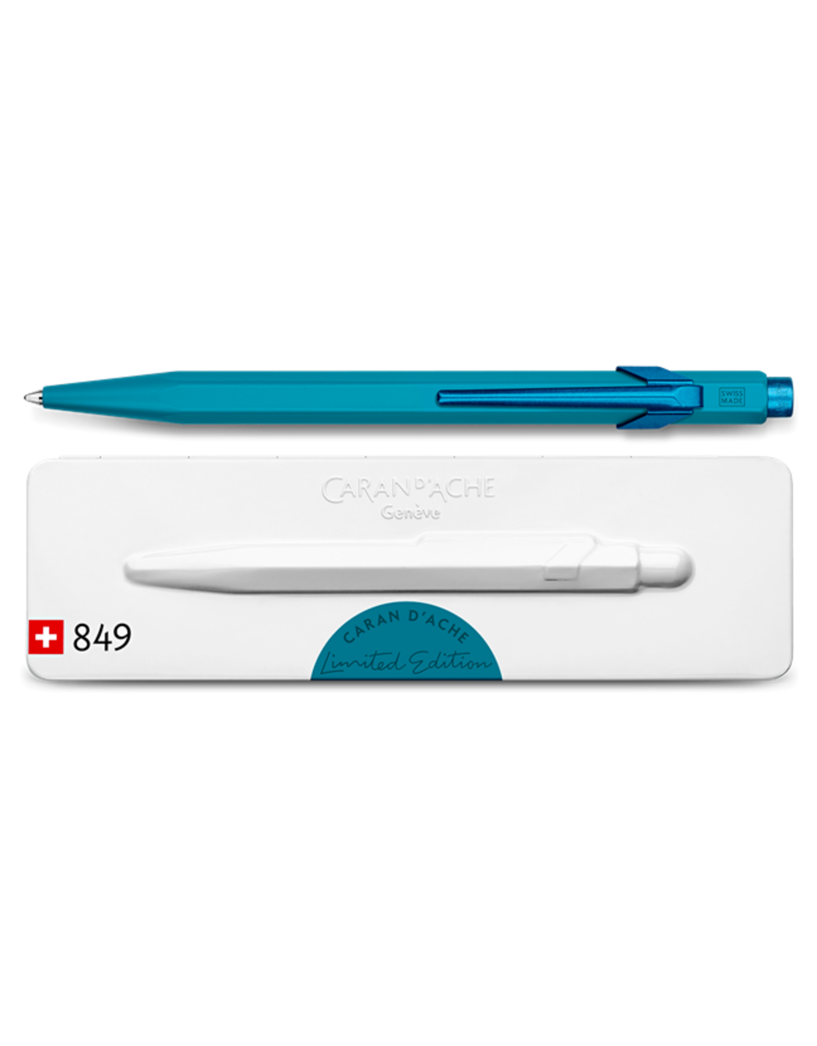Caran d'Ache Ballpoint Pen 849 CLAIM YOUR STYLE Limited edition