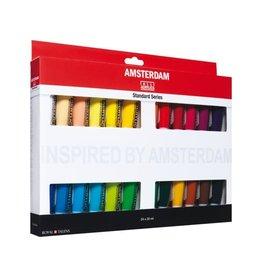 Amsterdam Acryl set 24x20ml