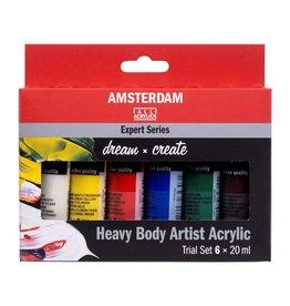 Amsterdam Expert Series Acrylverf Proefset 12 x 20 ml