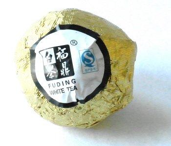 10 Pareltjes Witte thee uit Fuding handgerold-6