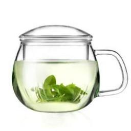 Grosses Teeglas und Filter 300 ml