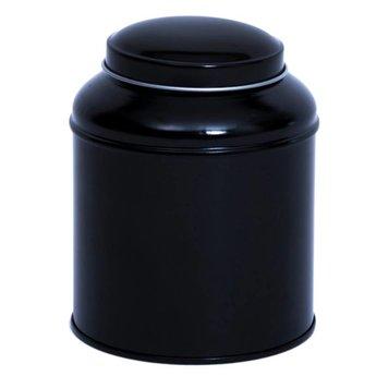 Teeblechdose mit doppeltem Deckel für bis zu 100 g Tee