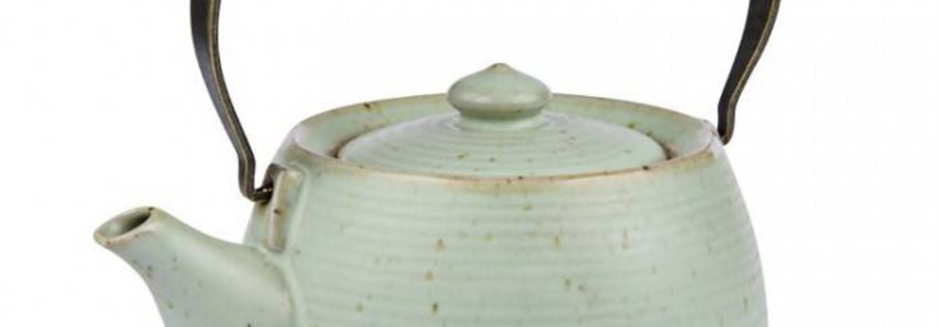 """Sakiyo"" Théière en porcelaine 250ml - Copy"
