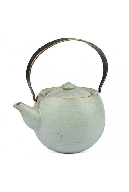""""""" Sakura """" Teekanne aus Prozellan für bis zu 400 ml"""