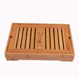 Gong Fu Bamboe theetafel