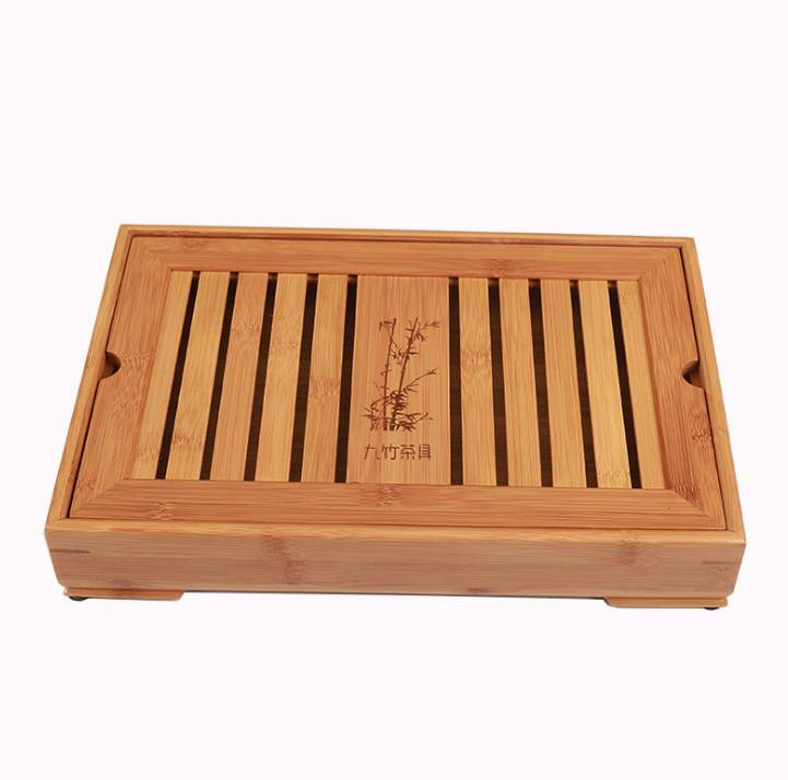 Gong Fu Bambus Teetablett-1
