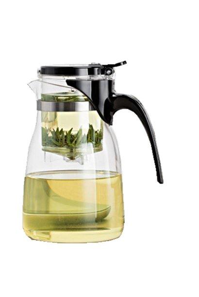 Gläserne Gongfu Teekanne für 0,5 Liter