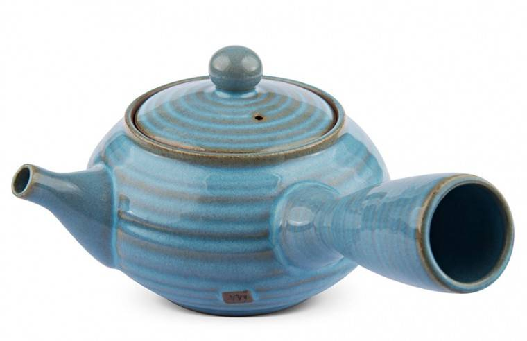 """"""" Sakiyo """" Teekanne aus Prozellan für bis zu 550 ml-1"""