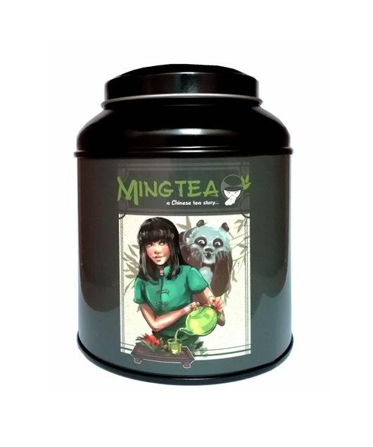 10 Pareltjes Witte thee uit Fuding handgerold-3