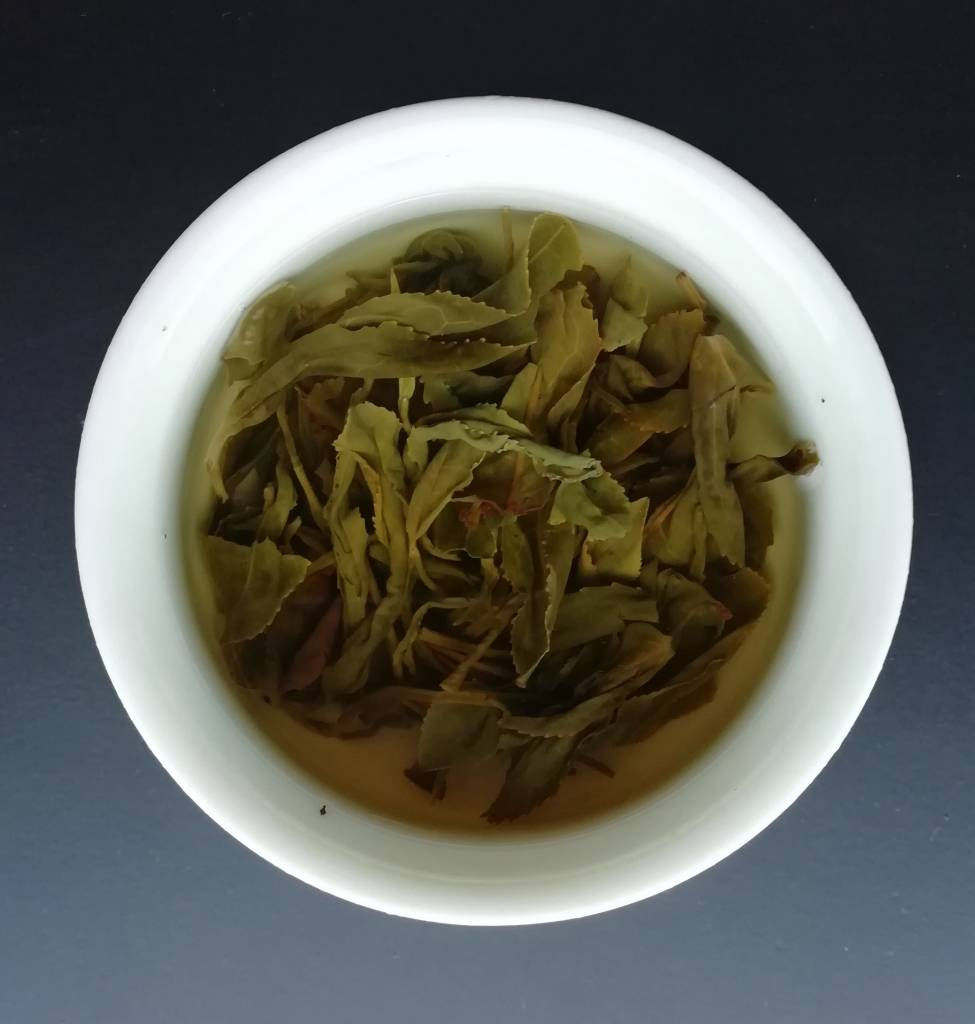 Oolong thee Pouchong Bao Zhong Taiwan-2