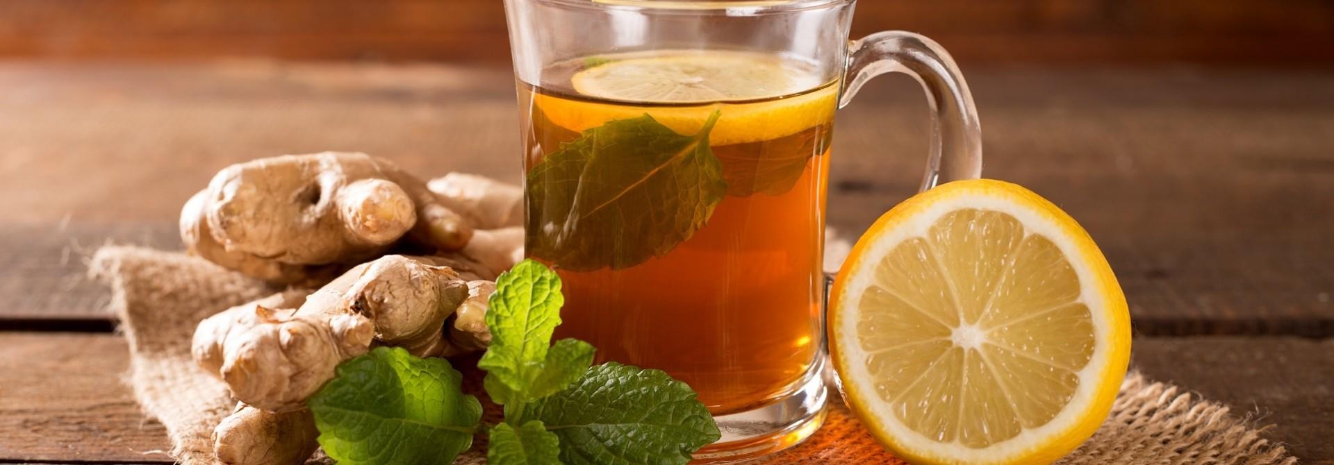 Groene thee gearomatiseerd