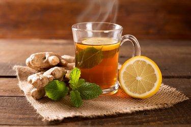 Kruidenthee (zonder cafeïne)