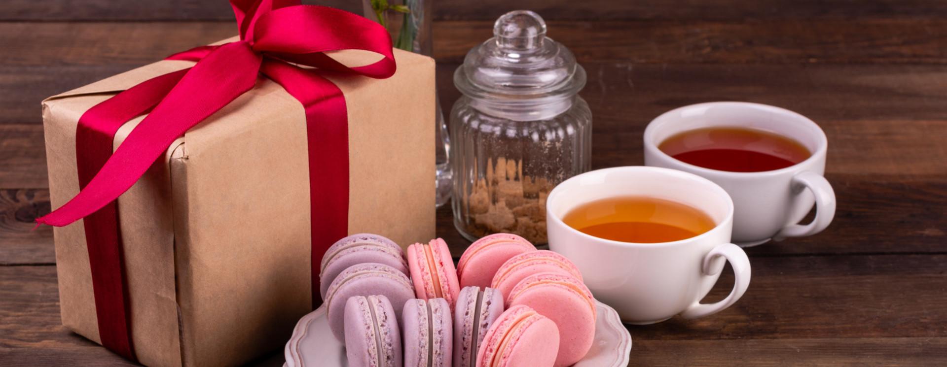 Tee als Geschenk