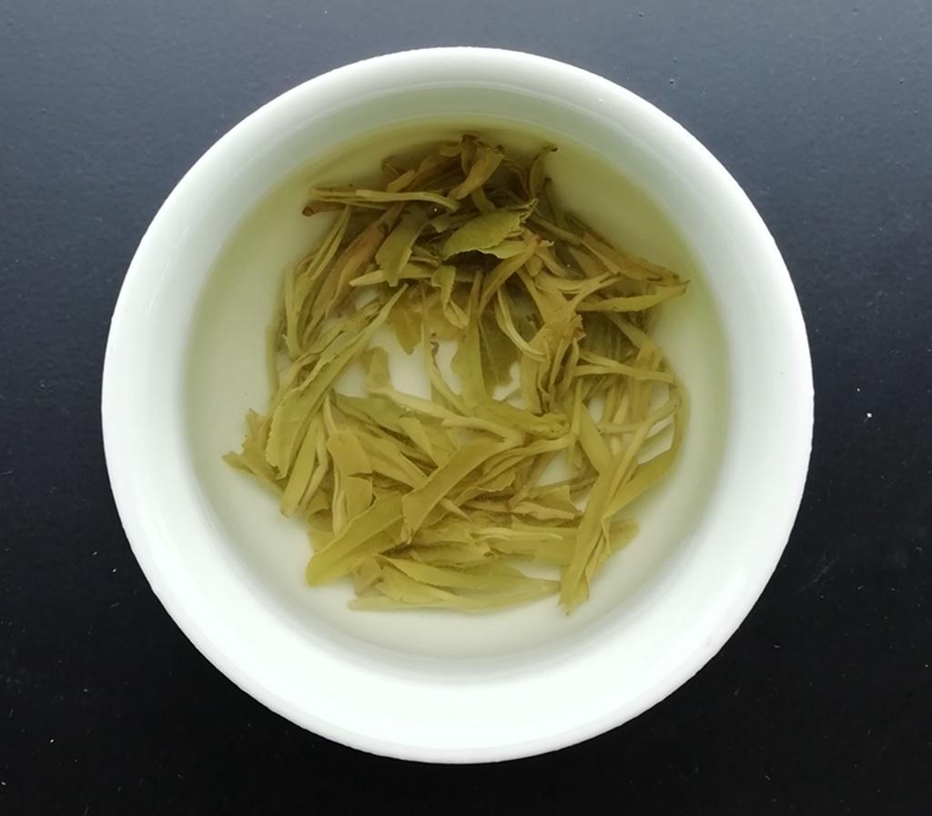 Thé vert  Pi Lo Chun Spring Beauty BIO-2