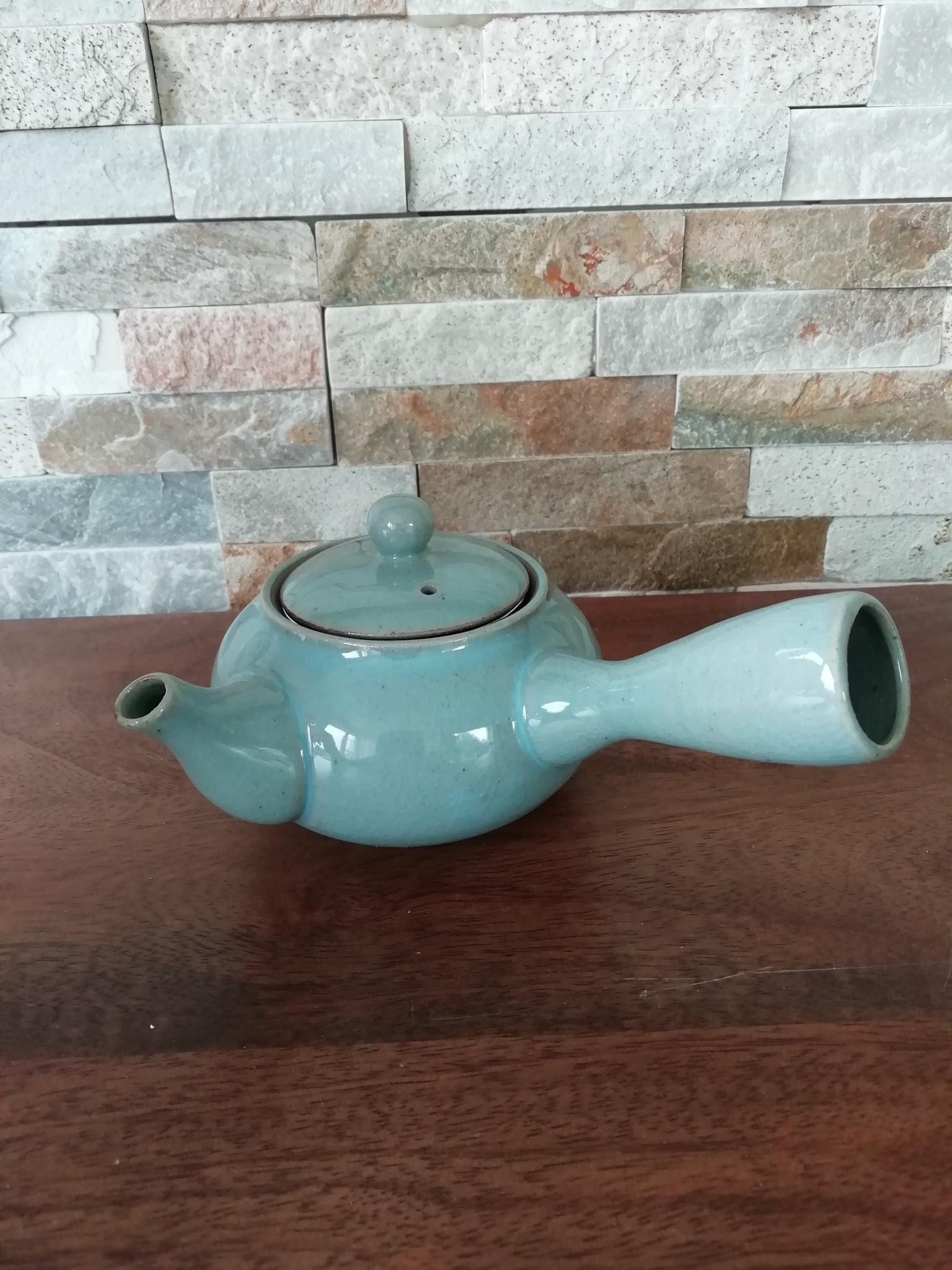""""""" Sakiyo """" Teekanne aus Prozellan für bis zu 250 ml-3"""